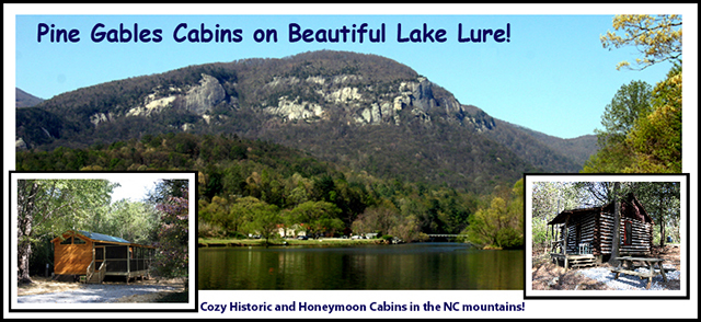Pine Gables Cottages On Lake Lure