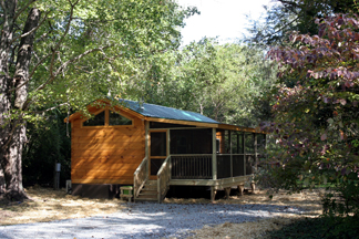 Pine gables log cabins for your vacation rental for South carolina honeymoon cabins
